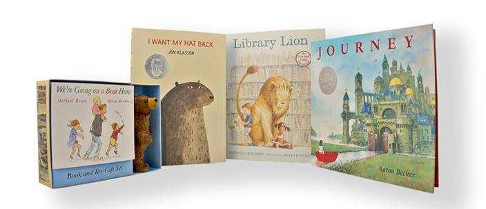 Candlewick Press Best Books of All Time GIVEAWAY