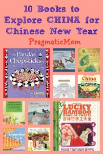 10 books for kids to explore China and Chinese New Year