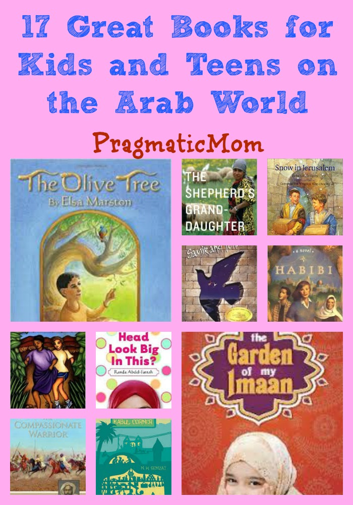 17 Great Books for Kids and Teens on the Arab World