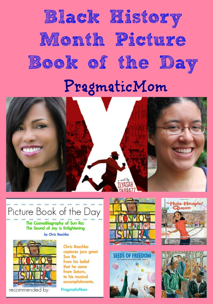 Black History Month Picture Book of the Day