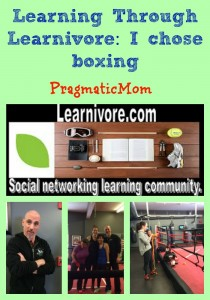 Learn to Box with Learnivore