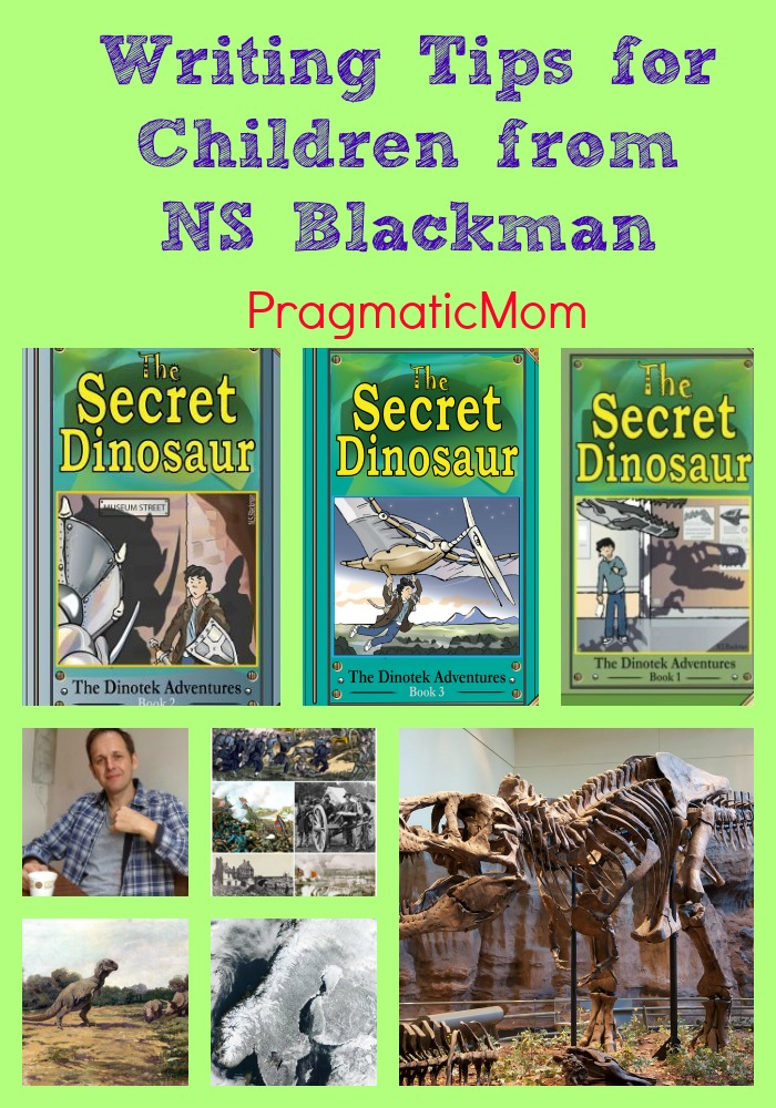 Writing Tips for Children from NS Blackman