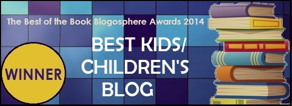 Best Book Blog 2014 Award