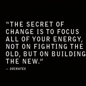 change socrates