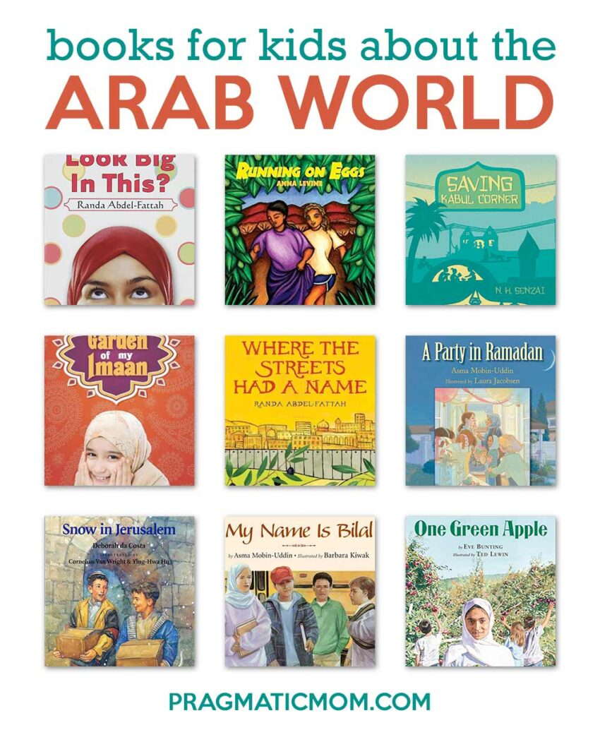 Books on Muslim World for Kids