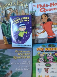 International Book Giving Day giveaway