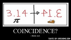 Pi Day humor