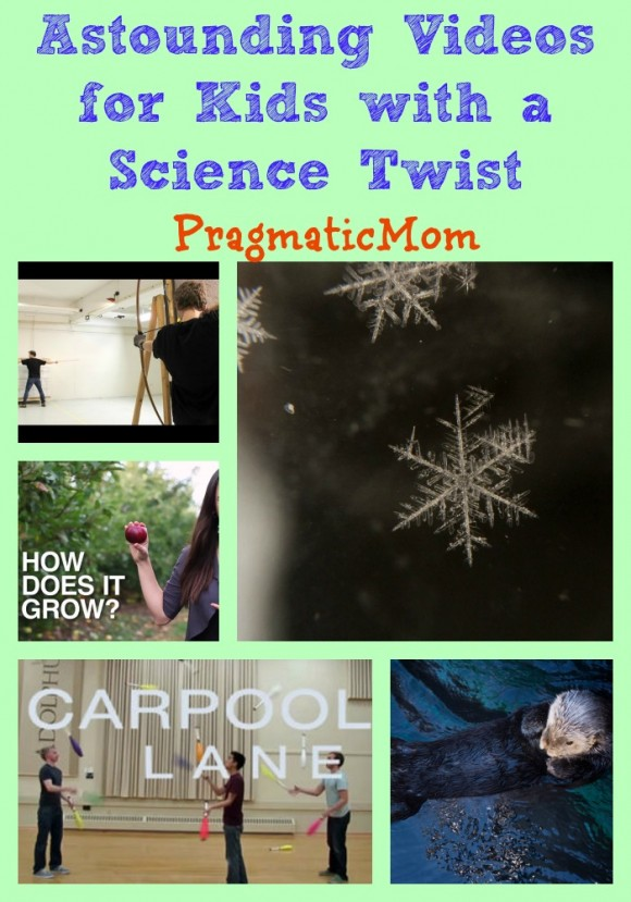 Astounding Videos for Kids with a Science Twist