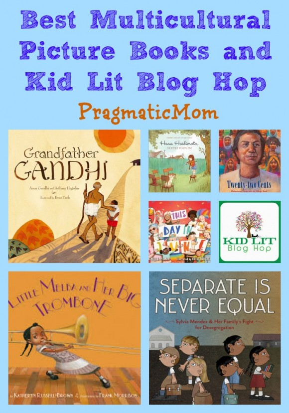 Best Multicultural Picture Books and Kid Lit Blog Hop