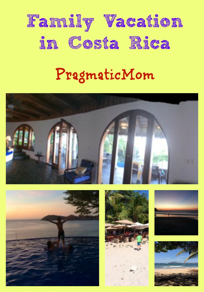 Family Vacation in Costa Rica