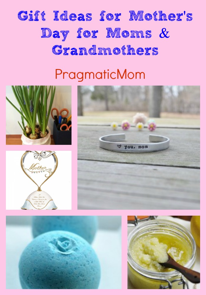 Gift Ideas for Mother's Day for Moms & Grandmothers