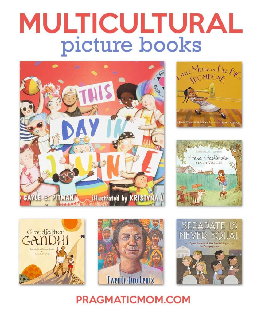 Best Multicultural Picture Books