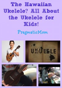 The Hawaiian Ukelele? All About the Ukelele for Kids!