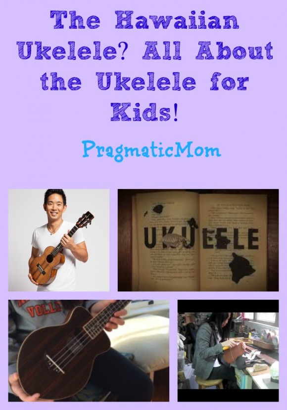 The Hawaiian Ukelele? All About the Ukelele for Kids!