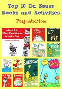 Top 10 Dr. Seuss Books and Activities for Read Across America