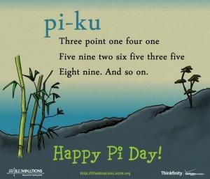 Pi Day humor