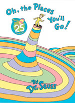 Oh The Places You'll Go Dr. Seuss Read Across America