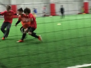 FC Valeo Soccer, U9, 2014