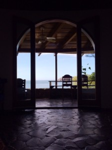 round house, Family vacation Costa Rica, Houston TX, Playa Flamingo, Guanacasta