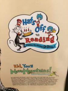 National Education Association NEA Hats off to Reading Dr. Seuss