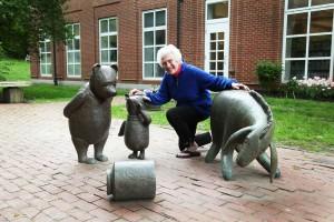 Newton Free Library Nancy Schon