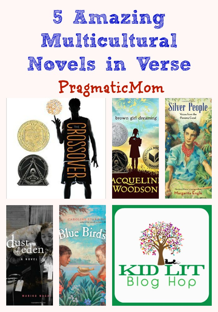 5 Amazing Multicultural Novels in Verse and the Kid Lit Blog Hop
