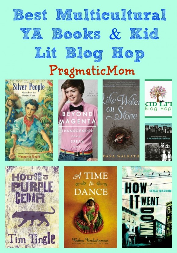 Best Multicultural YA Books & Kid Lit Blog Hop