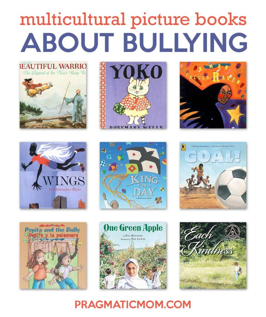 Multicultural Picture Books on Bullying