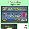 Recycle Clothes and Help Schools #passthebag