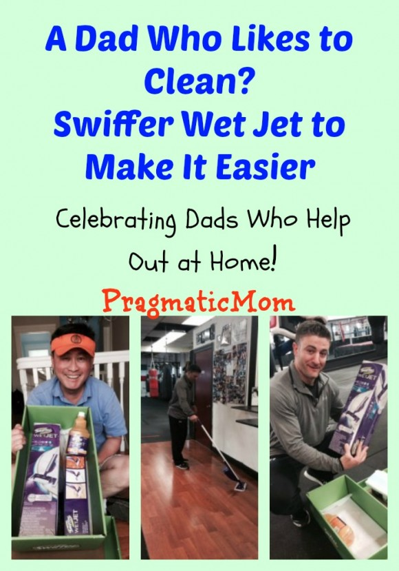 Swiffer Wet Jet Swiffer Dads