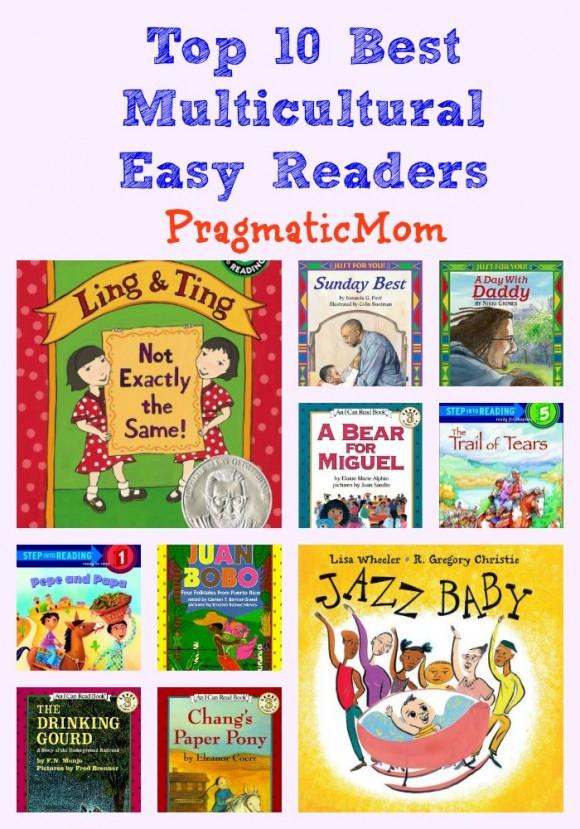Top 10 Best Multicultural Easy Readers