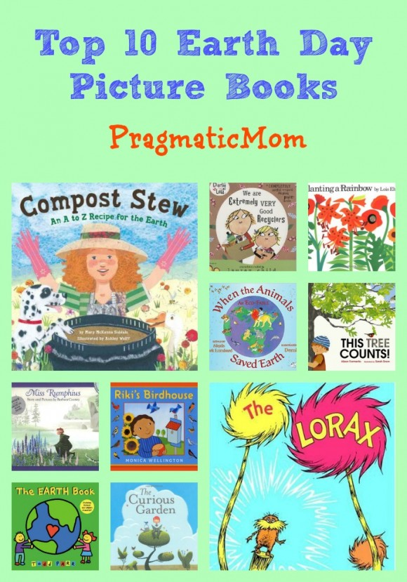 Top 10 Earth Day Picture Books