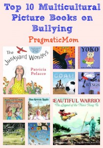 Top 10 Multicultural Picture Books on Bullying