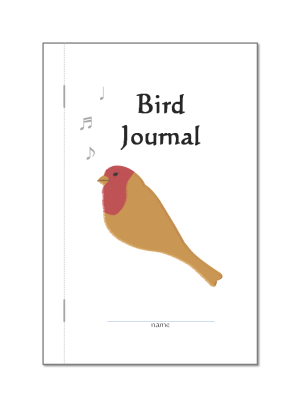 doodles and jots free bird journal for kids