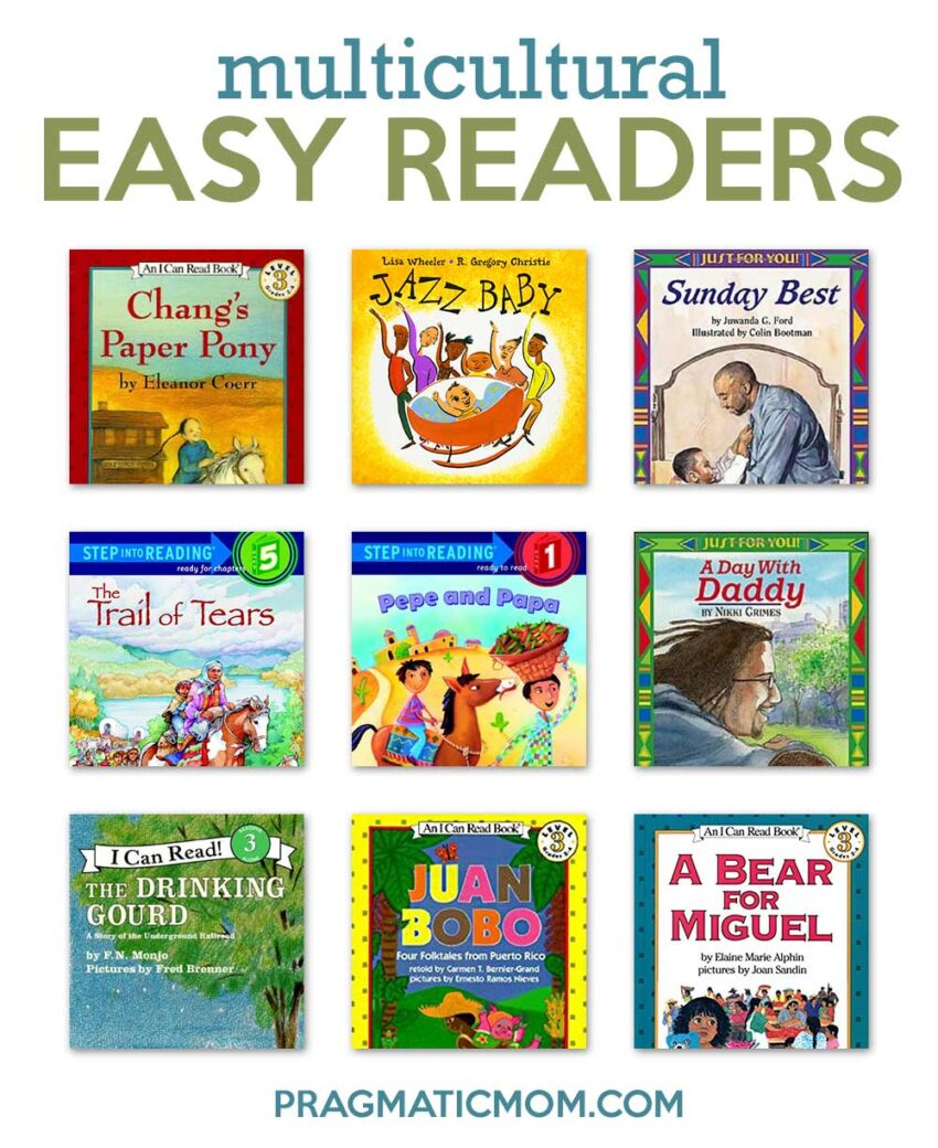 Multicultural Easy Readers