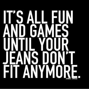 pants don't fit