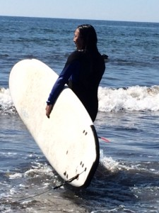 surfing Kennebunk Maine
