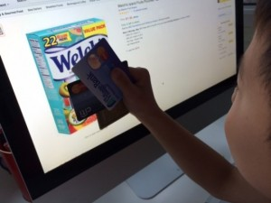 teaching kids about credit cards