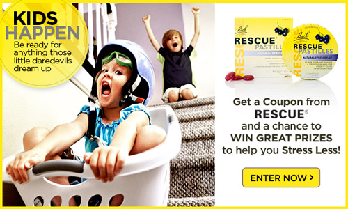 RESCUE to the Rescue and #StressLess2BMyBest