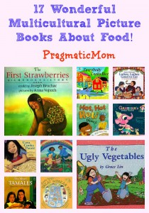 17 Wonderful Multicultural Picture Books About Food