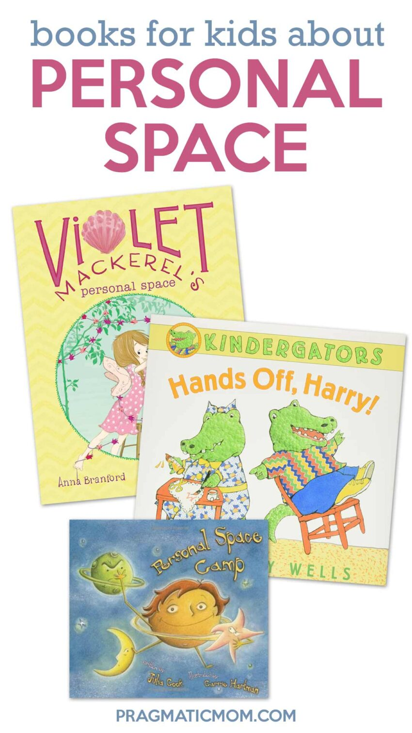 Books for Kids about Personal Space