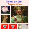 Feeding Kids' Imaginations with Food as Art