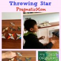 How to Make Origami Shirukan Throwing Star