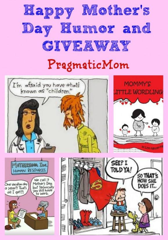happy mother's day cartoons