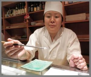 Hiroki Suzuki sushi chef new york