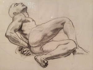 John Singer Sargent drawings hands and feet
