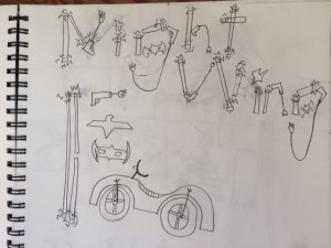 drawing comics for boys
