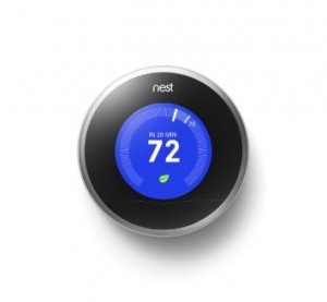 win Nest Learning Thermostat