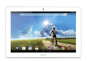Acer Iconia Tab 10 Tablet with Gorilla Glass 4