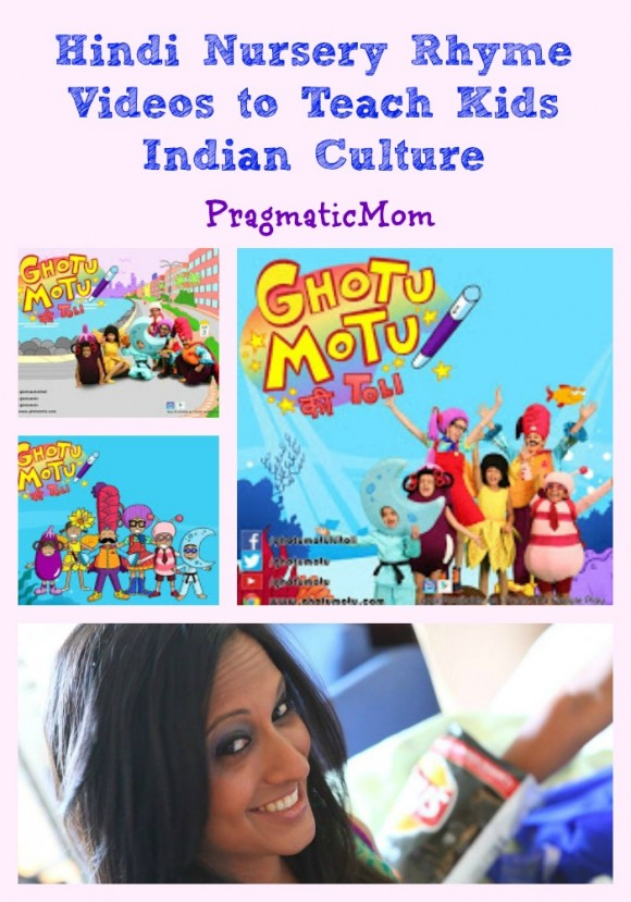 Hindi Nursery Rhyme Videos to Teach Kids Indian Culture